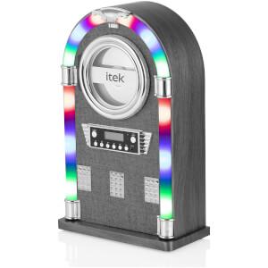 iTek Fabric Bluetooth/CD Jukebox