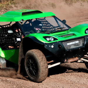 Introductory High Performance Off-Road Buggy Experience with Drive Revolution