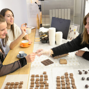 Chocolate Tastings with a Hot Chocolate for Two at Melt Notting Hill, London
