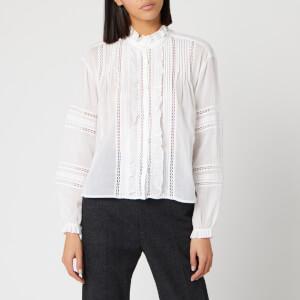Isabel Marant Étoile Women's Valda Shirt - White