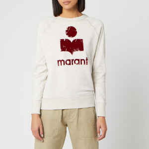 Isabel Marant Étoile Women's Milly Sweatshirt - Ecru