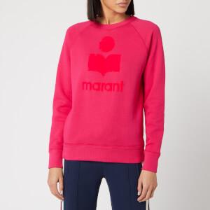 Isabel Marant Étoile Women's Milly Sweatshirt - Neon Pink