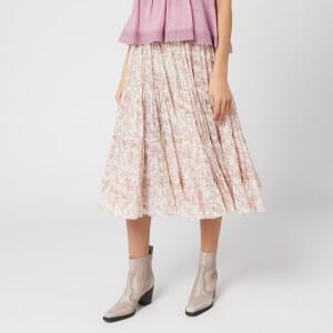 Isabel Marant Étoile Women's Elfa Skirt - Ecru