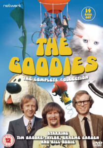 The Goodies: The Complete Collection