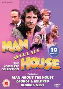 Man About the House: The Man About the House Collection