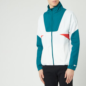 Reebok Men's Myt Woven Jacket - Heritage Teal