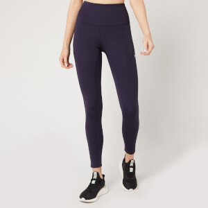 Reebok Women's Lux Performance Tights - Purple Delirium