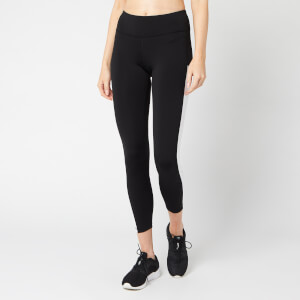 Reebok Women's Work Out Ready Logo Tights - Black