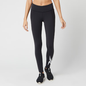Reebok Women's 2.0 Lux Tights - Black
