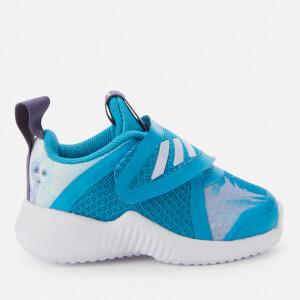 adidas Girls Fortarun X Frozen Trainers - Bold Aqua