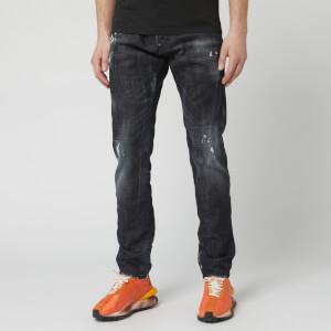 Dsquared2 Men's Cool Guy Jeans Black Denim Wash - Black