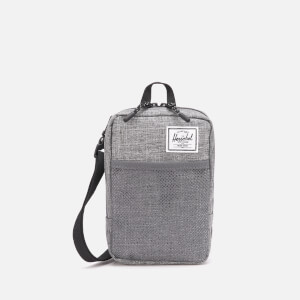 Herschel Supply Co. Men's Sinclair Large Cross Body Bag - Raven Crosshatch