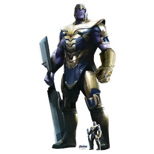 Marvel Thanos Avengers Endgame (Josh Brolin) Life Size Cut-Out