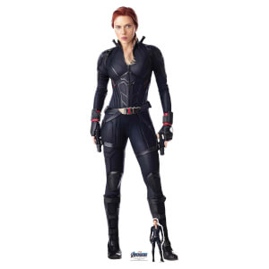 Marvel Black Widow Avengers Endgame (Scarlett Johansson) Life Size Cut-Out
