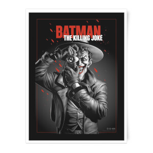 The Heist Collection The Killing Joke Giclee Art Print