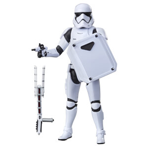 Hasbro Star Wars: The Last Jedi The Black Series First Order Stormtrooper 6 Inch Action Figure