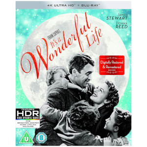 It's a wonderful life - Remastered 2019 - 4K Ultra HD