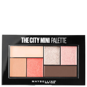 Maybelline City Mini Eye Shadow Palette - Downtown Sunrise 4g