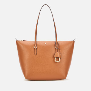 Lauren Ralph Lauren Women's Keaton Small 26 Tote Bag - Lauren Tan