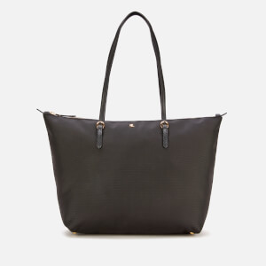 Lauren Ralph Lauren Women's Keaton Medium 31 Tote Bag - Black