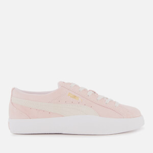 Puma Women's Love Suede Trainers - Rosewater