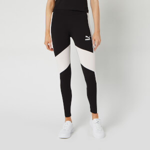 Puma Women's TFS Leggings - Black/Rosewater