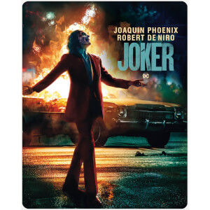 Joker - 4K Ultra HD Limited Edition Steelbook