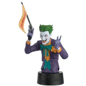 Busto Joker DC Comics - Eaglemoss