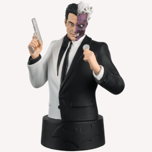 Eaglemoss DC Comics Two Face Bust