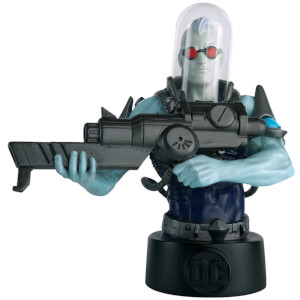 Eaglemoss DC Comics Mr Freeze Bust