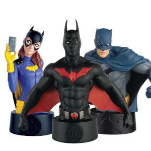 Ultimate Mystery 3-Pack Bust - Best of DC Comics Heroes
