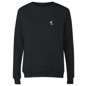 From Norwich, With Love - Black Women's Sweatshirt - Black