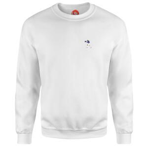 Bob And Weave - White Sweatshirt - White