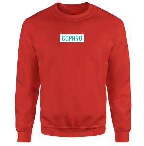 COPA90 Everyday - Red/White/Green Sweatshirt - Red