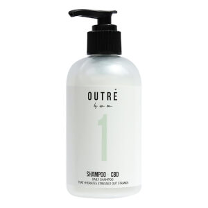 OUTRÉ Shampoo + CBD/Daily Moisture & Repair