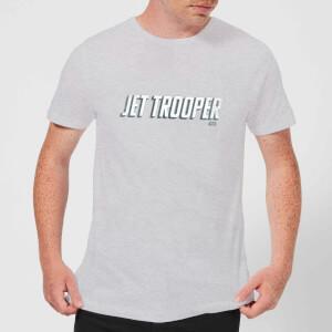 Star Wars: The Rise Of Skywalker Jet Trooper Men's T-Shirt - Grey