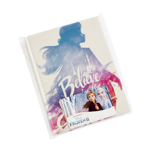 "Accessori Per La Casa Funko Disney Frozen - Quaderno ""Believe In Your Journey"""