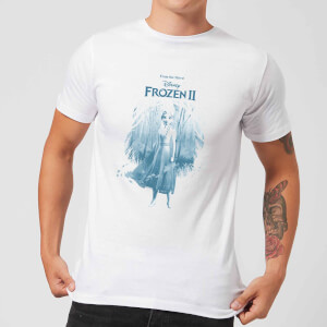 Frozen 2 Find The Way Men's T-Shirt - White