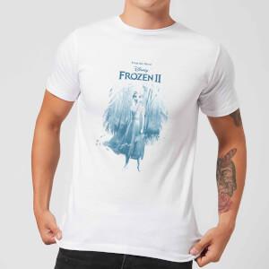 Frozen 2 Find The Way Men's T-Shirt - White