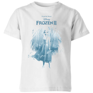 Frozen 2 Find The Way Kids' T-Shirt - White