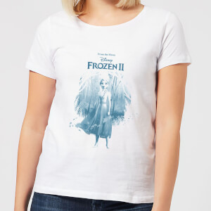 Frozen 2 Find The Way Women's T-Shirt - White