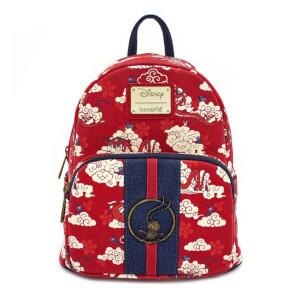 Loungefly Disney Mulan Mushu Cloud Mini Backpack