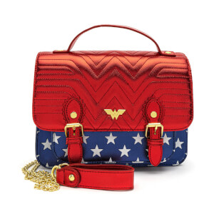 Loungefly DC Comics Wonder Woman Crossbody Bag
