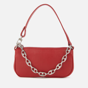 by FAR Women's Mini Rachel Shoulder Bag - Red
