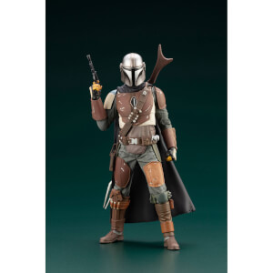 Kotobukiya Star Wars The Mandalorian ARTFX+ Statue 1/10 Mandalorian 17cm