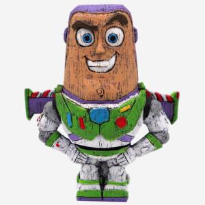 FOCO Disney Buzz Lightyear Eekeez Figurine