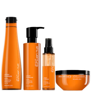 Shu Uemura Art of Hair The Complete Nourishing Haircare Range for Dry Hair