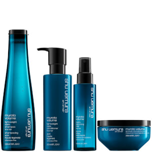 Shu Uemura Art of Hair The Ultimate Volumising Range