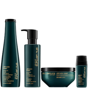 Shu Uemura Art of Hair The Ultimate Haircare Range for Damaged Hair