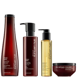 Shu Uemura Art of Hair Your Ultimate Detangling and Shine Routine for Unruly Hair